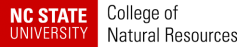 NCSU College of Natural Resources